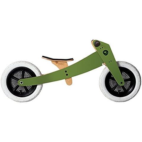 Wishbone 1112 - Bicicleta infantil, talla 4