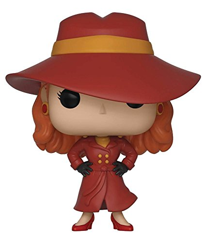 Funko Pop! Carmen SanDieg