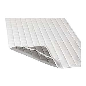 IKEA ROSENDUN - Protection matelas, blanc - Super roi