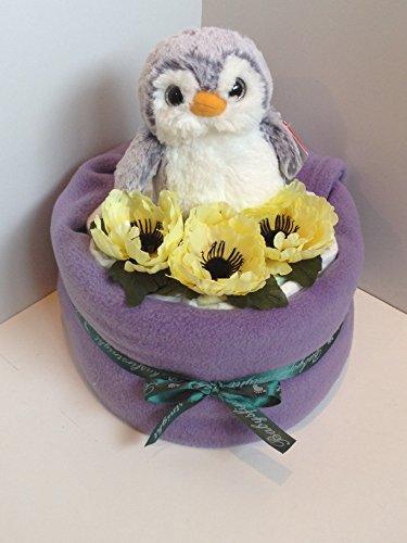 1Estantería Lujo Unisex Diseño pingüino bebé