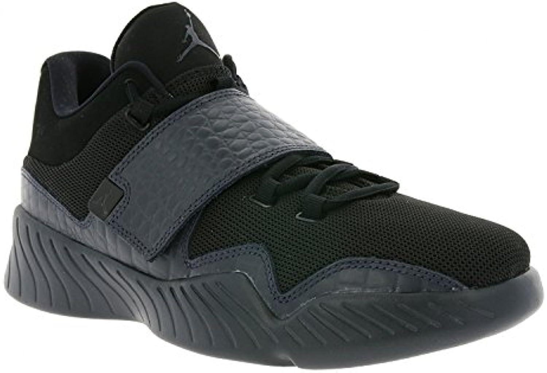 Nike Jordan Men's J23 Baskeball Shoes, negro (Black Anthracite), 47.5 D(M) EU/12.5 D(M) UK