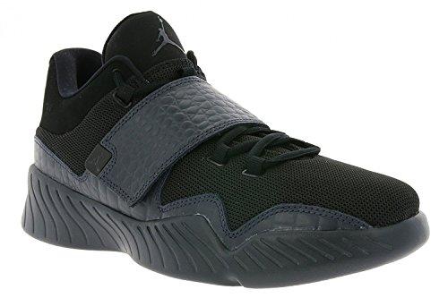 Nike Jordan Mens J23 Baskeball Shoes Black Anthracite