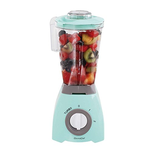 Batidora Mix 1 litros Smoothie maker 2 niveles Vaso