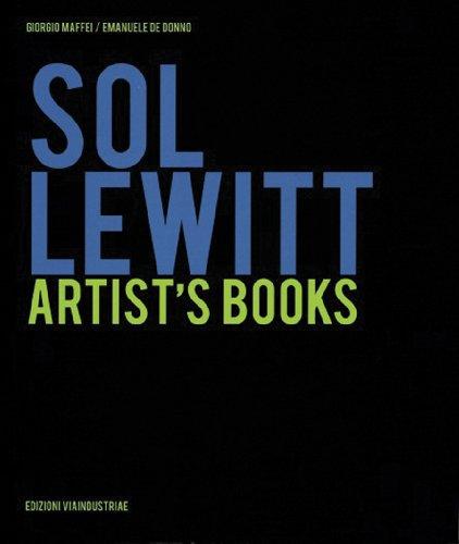 Sol Lewitt artist's book. Ediz. multilingue por Giorgio Maffei