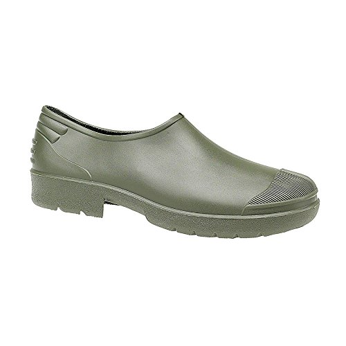 Dikamar Slip-On Self-Lined Wellingtons - Green - Size 36 37 38 39 Verde (verde)