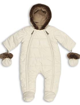 The Essential One - Trajes de Nieve Abrigo para bebé - crema - acolchado EO138
