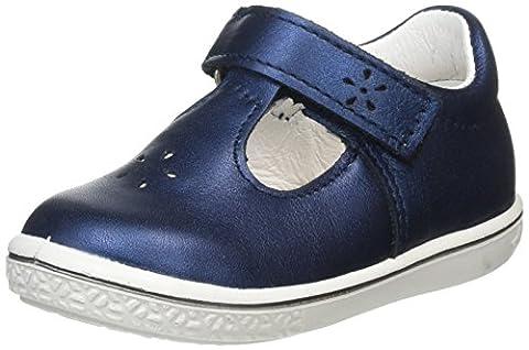 Ricosta Winona, Mary Jane fille - Chaussure basse - Blue (Royal 172) 22 EU