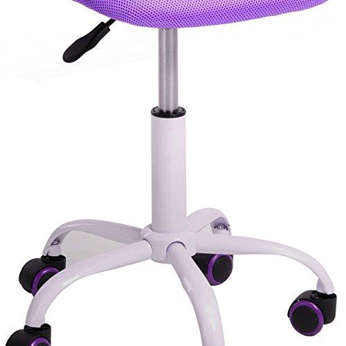 aingoo schreibtischstuhl b rostuhl kinderstuhl jugenddrehstuhl kinderdrehstuhl ergonomie stuhl. Black Bedroom Furniture Sets. Home Design Ideas