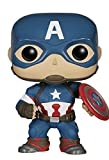 Funko POP! Bobble: Marvel: Avengers AOU: Captain America (4778)