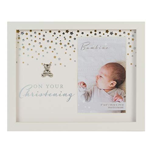 Widdop And Co Bambino Cadre Photo sur Votre baptême Baby Shower New Baby Cadeau de baptême