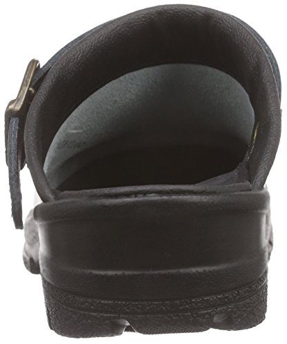 Sanita SanitaSan-Duty Open-OB - Zoccoli Unisex – Adulto Nero