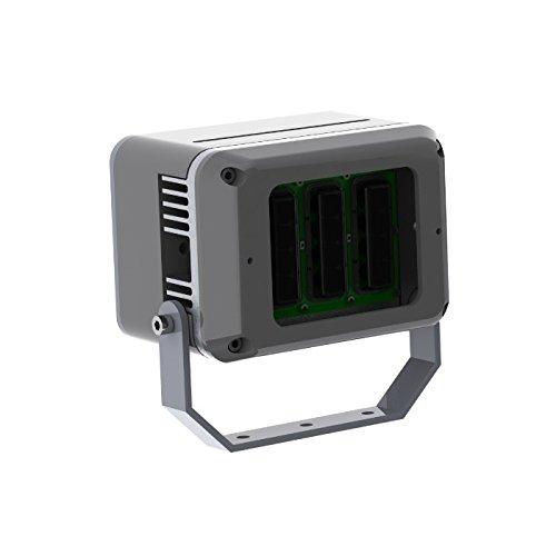 SPX-FL12-W-120120 Raytec, LED Weißlicht Scheinwerfer, 120°x120°, 30W, 110-254VAC, explosionsgeschützt, IP66/67 -