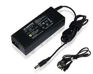 LENOGE® 19V 3.95A 75W Chargeur secteur pour PC portable Toshiba Portégé R830, Satellite Pro C660 L500 L550 L670 L770 T110 T130 et Tecra R840 R850 - PA3714E-1AC3 ... Modèles adaptés: voir description chargeur ordinateur portable, adaptateur, alimentation (avec garantie 12 mois et câble d'alimentation européen)