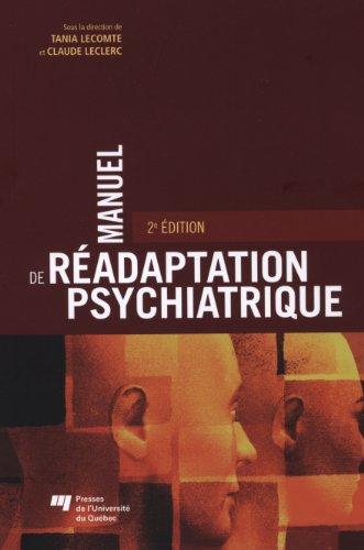 Manuel de réadaptation psychiatrique