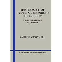 The Theory of General Economic Equilibrium: A Differentiable Approach