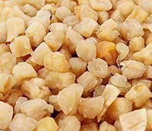 Getrocknete Meeresfrüchte großformatige Jakobsmuschel 8 Unzen (227 Gramm) aus Südchinesisches Meer Nanhai