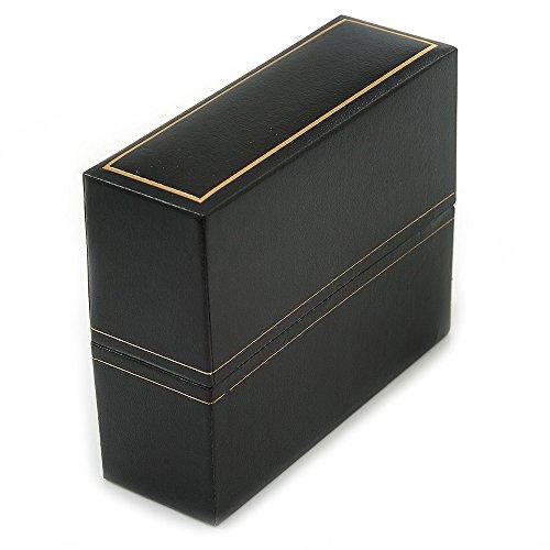black-leatherette-bangle-watch-box