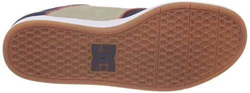 DC Schuhe Milkey Taylor Schwarz/Gum Navy/Khaki