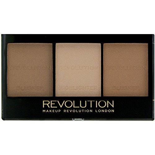 Makeup Revolution Ultra Sculpt & Contour Kit Ultra - Light-Medium C04