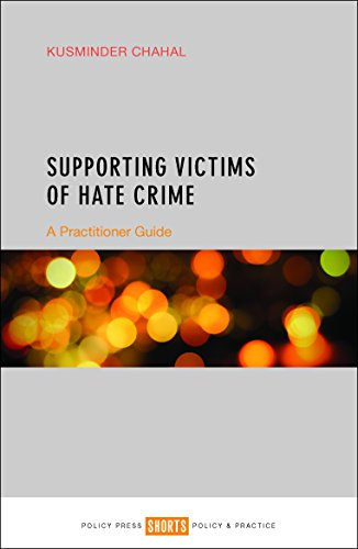 Supporting victims of hate crime por Kusminder Chahal