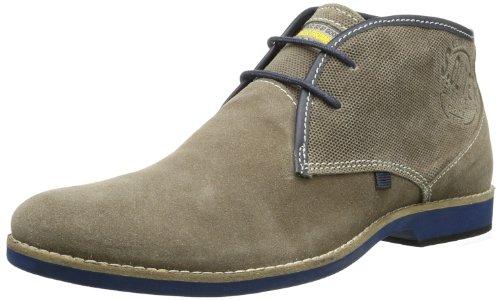 s.Oliver Herren Casual Desert Boots, Beige (Mud 376), 44 EU