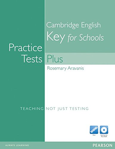 Practice Test Plus Ket for Schools without key with Multi-ROM and audio CD Pack (Practice Tests Plus)