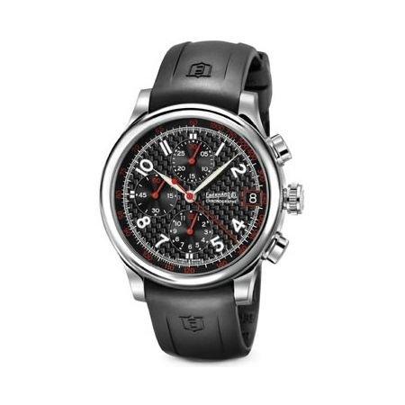 Eberhard 31051 CU - Reloj , correa de silicona color negro