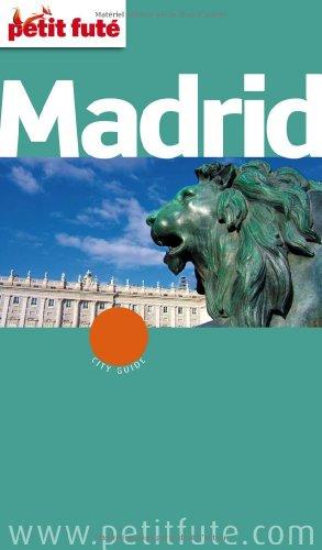 Petit Futé Madrid par Dominique Auzias, Collectif