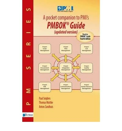 [POCKET COMPANION TO PMI'S PMBOK GUIDE (4TH EDITION)] by (Author)Zandhuis, Anton on Mar-08-12