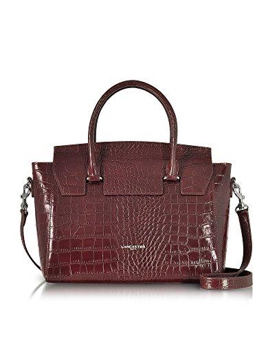 lancaster-paris-damen-52685bordeaux-bordeauxrot-leder-handtaschen