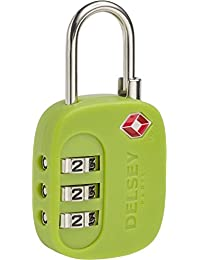 Delsey Lime Luggage Lock (394021013)