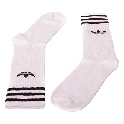 adidas Herren Solid Crew Socken