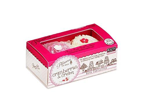Patisserie de Bain Tartlette Duo Cranberries & Cream (2 x 45g)