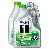 2x Motoröl Mobil 1 Esp Formula 5w-30 5l Shc Synthese Technologie Diesel Benzin Hochleistungsöl Motoroil One Synthetisch Leichtlauf Langlebig Motorschutz Protection