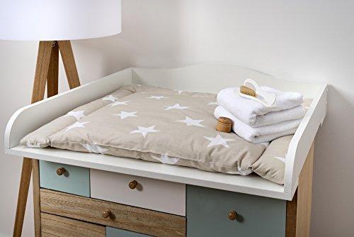 Fuerza Kids cambiador ufsatz Color Blanco para cómoda Malm