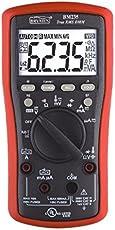 BM235 Digital multimeter V DC60m/600m/6/60/600/1000V True RMS BRYMEN