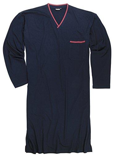 Blu scuro Taglie extra large Camicia da notte di Adamo XXL fino 10XL blu XXXXXX Large