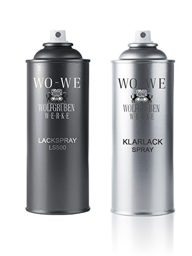 2x400ml LACK SPRAYDOSEN Set für GMC GENERAL MOTORS GYU-208V ICE BREEZE M. als LACKSPRAY zur Spray Lackreparatur von Lackschäden an Auto/Pkw mit Sprühlack aus Sprühdose lackieren (208-v-motor)