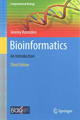 [(Bioinformatics 2015 : An Introduction)] [By (author) Jeremy Ramsden] published on (July, 2015)