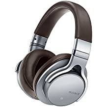 Sony MDR1ABTS - Auriculares (control remoto integrado), plata