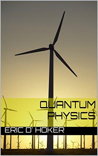 Quantum Physics book cover