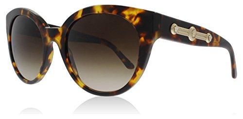 Versace Unisex VE4294 514813 Sonnenbrille, Braun (Havana, One Size (Herstellergröße: 56)