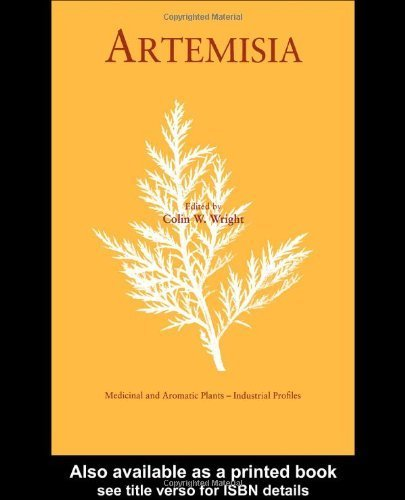 Artemisia (Medicinal and Aromatic Plants - Industrial Profiles) by Colin W. Wright (2001-10-18)
