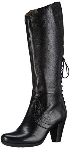 Marc Shoes - Elle, Stivaletti Donna Nero (Schwarz (black 100))
