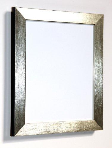 Tailored Frames - Bilderrahmen gebürstet (820 Range) - Silber - 14