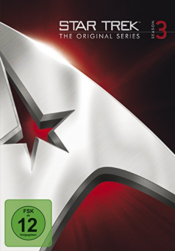 Star Trek - The Original Series, Season 3 [7 DVDs] -