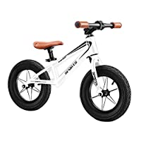 TX Kids Balance Bike for 2-9 Years Old Boys & Girls No Pedal Sport Training Bicycle for Children Spoke Wheel