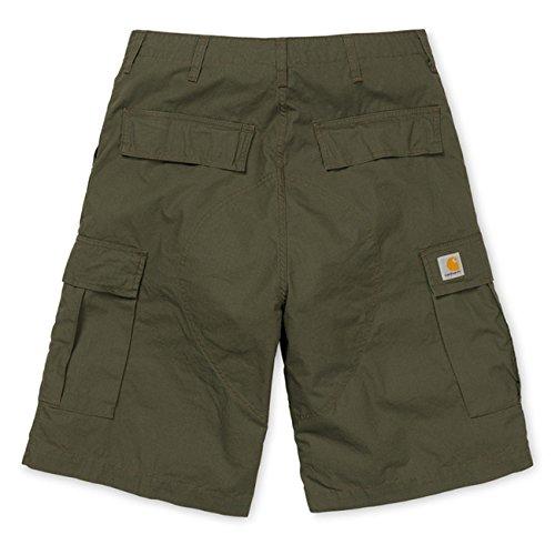 carhartt-wip-uomo-regular-logo-cargo-shorts-verde-32w