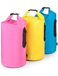 10 Liter Heavy-Duty Water Proof Ocean Pack Dry Bag Sack For Kayaking - Boating - Canoeing - Fishing - Rafting...