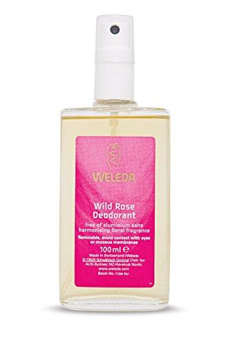 Wild Rose Deodorant - 100ml (Rose Wild Weleda)